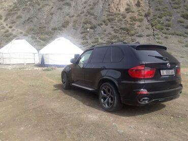 BMW X5 M 4.8 л. 2007 | 123456 км
