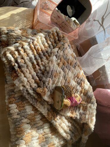 Детское плюшевое одеяло  Также делаем на заказ Размер:1х1