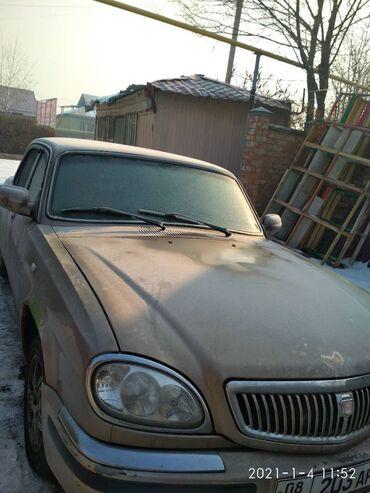 волга 31105 крайслер в Кыргызстан: ГАЗ 31105 Volga 2.3 л. 2005   95 км