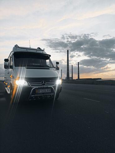 двигатель мерседес 124 2 2 бензин в Кыргызстан: Mercedes-Benz Sprinter 2.2 л. 2003