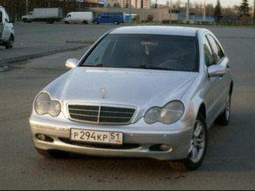Mercedes-Benz C 200 2002 в Бишкек