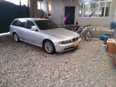 BMW в Кант: BMW 525 2.5 л. 2002 | 340000 км