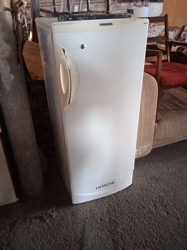 hitachi 320 gb в Кыргызстан: Б/у Однокамерный Белый холодильник Hitachi