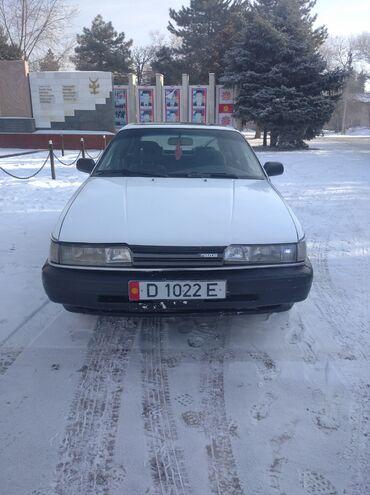 переходка в Кыргызстан: Mazda 626 2 л. 1988 | 9999 км