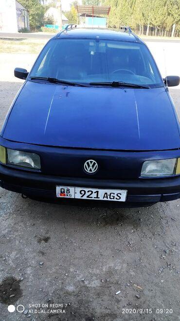 двигатель фольксваген поло 1 4 бензин в Ак-Джол: Volkswagen Passat 2 л. 1990