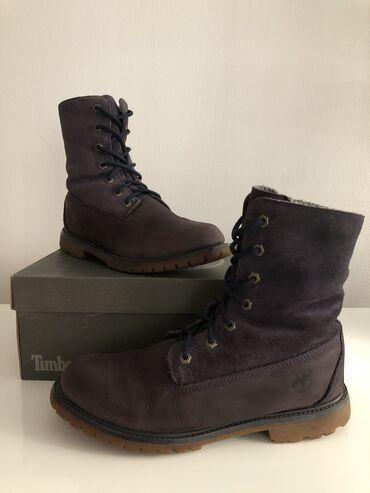 TIMBERLAND AUTHENTICS (original) Duboke ženske cipele  Broj 41, nošene
