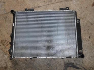 Радиатор на мерс 210 в Лебединовка