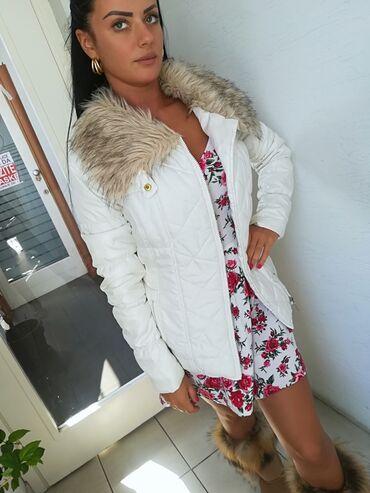 Lep jako model - Srbija: Vrhunska jakna po neverovatnoj ceni da prelepim krznom vel S M Pretopl