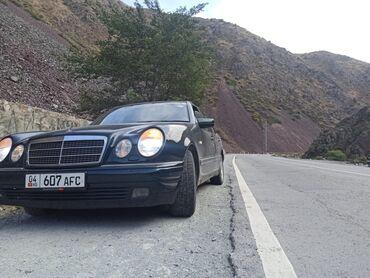 дизель кж авто in Кыргызстан | АВТОЗАПЧАСТИ: Mercedes-Benz E 220 3 л. 1998