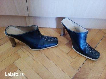 Papuče sa štiklom 38 - Nis