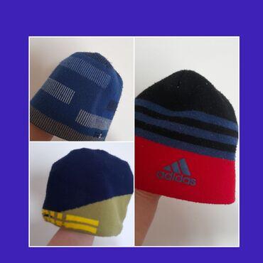 Детские шапкисостояние идеальноеразмер на 5-7 лет цена 100