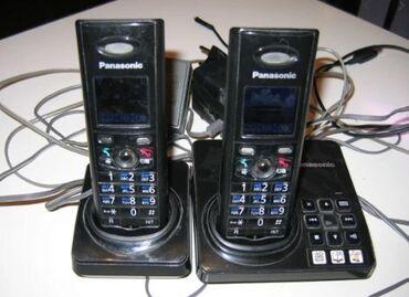 Радиотелефон Panasonic KX-TGА820 Комплектация: с дополнительной трубко