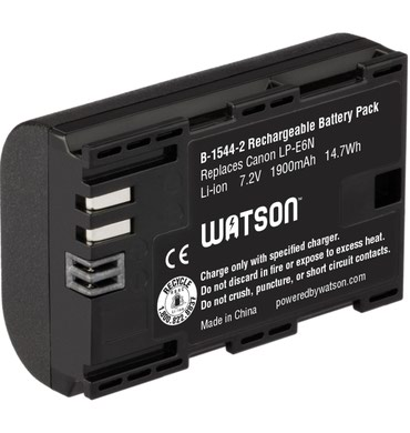 Для Canon Watson LP-E6N Lithium-Ion Battery Pack (7.2V, 2000mAh) в Бишкек