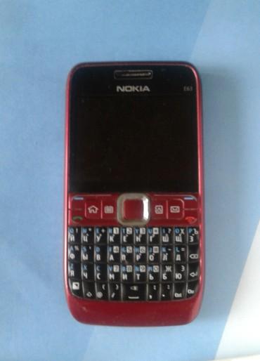 Nokia-e63 - Azerbejdžan: Nokia  В хорошем рабочем состоянии