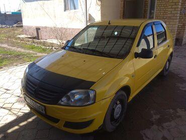 Renault - Кыргызстан: Renault Logan 1.4 л. 2012 | 1800000 км