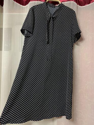 Платье за 350сом. Подойдет и для беременным. Летняя. До колен