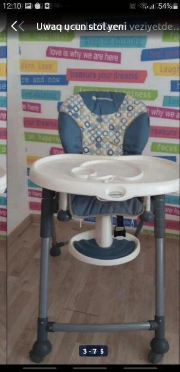 Uwaq ucun stol