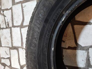 японский мотоблок бишкек in Кыргызстан   ДРУГОЙ ТРАНСПОРТ: Продам 2(две) японские шины dunlop, состояние хорошее, лето