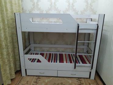 Продаю новый двухярусный кровать из российского ламината в Бишкек