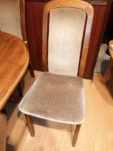 Frizerska stolica - Beograd: Stolice od punog drveta