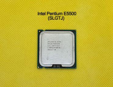 Intel Pentium E5500 (SLGTJ)PC üçün prosessorSocet: LGA7752 Мb keş