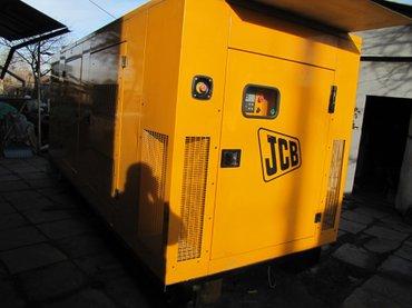 Дизель генератор JCB-g350q. в Бишкек