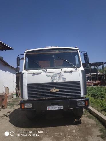 Маз 5516 20 тонник, состояние отличное в Талас