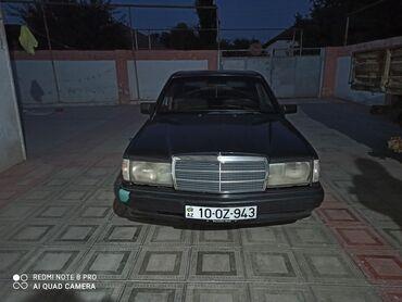 Avtomobillər - Biləsuvar: Mercedes-Benz 190 2 l. 1989 | 321434 km