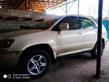 Lexus - Кыргызстан: Lexus RX 3 л. 1999 | 199 км