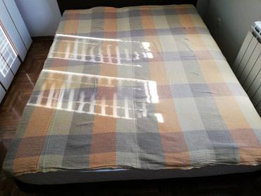 Laneni lep nov Indijski prekrivac. 230cm duzina. ..210cm sirina. - Kragujevac - slika 3
