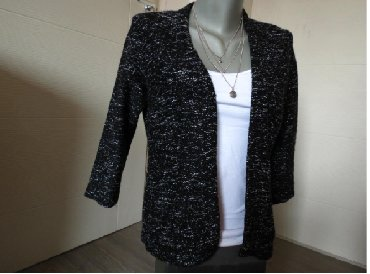 H&M bluza SUdobna bluza mekana, topla uklopljiva, nova bez