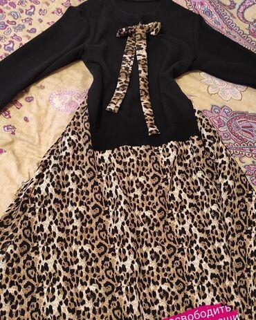 Красивое платье размер подойдёт на М-Л