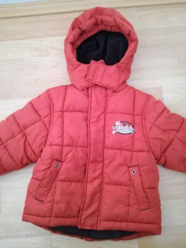 Dečije jakne i kaputi | Petrovac na Mlavi: Zimska jakna c&a, vel. 98, narandžasta, boja cigle