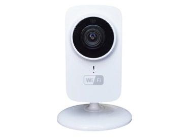 видеокамера миниатюрная в Кыргызстан: Видеокамера.IP-видеокамеры.IP-видеокамера EL ICp1.0(2.8)W создана на