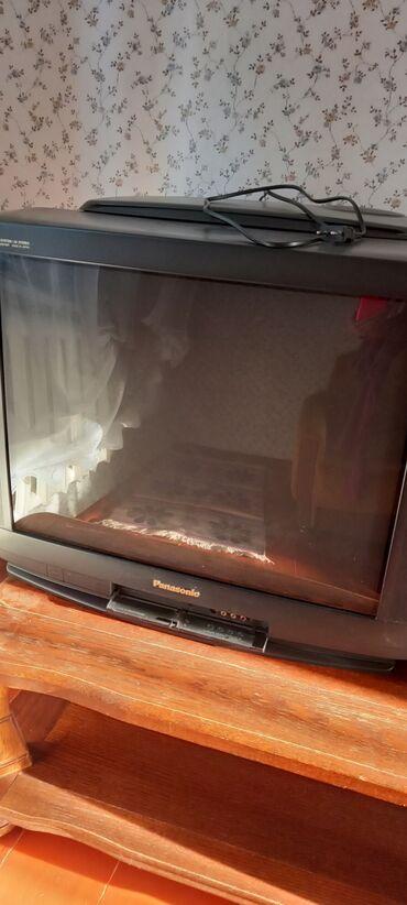 928 объявлений   ЭЛЕКТРОНИКА: Телевизор Panasonic (Япония, оригинал)стереозвук Г. Токмак 2800 сом