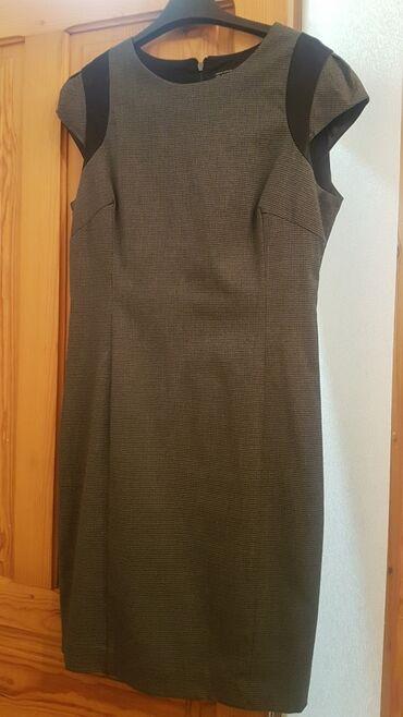 бренд офисные платье в Кыргызстан: Платье Деловое Zara L