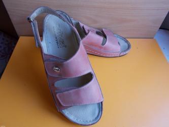 Продаю босоножки, почти не носили, брали в Лионе. Размер 38 в Бишкек