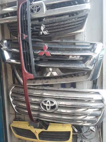 Авто запчасти на митсубиси и тойоту б/у в оригинале в Бишкек