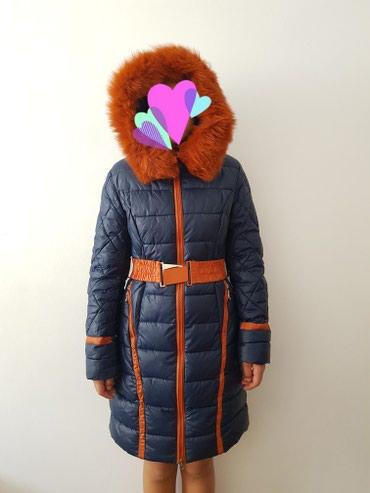 Продаю зимний пуховик в отличном в Бишкек