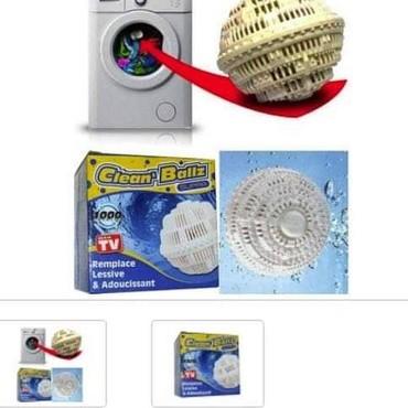NOVO - Clean ball - kugla za pranje vesa  - Belgrade