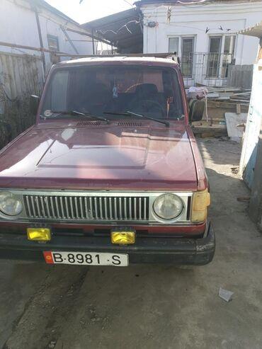 Isuzu в Бишкек: Isuzu Trooper 2.3 л. 1986   374820 км