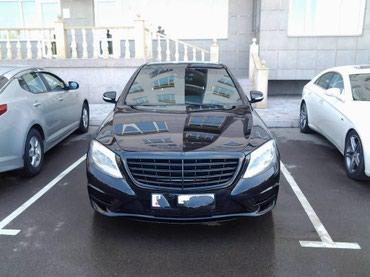 Mercedes-Benz S-class AMG 2013 в Бишкек