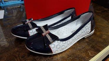Продаю туфли 32 размер турция б/у одели 2 раза в Лебединовка