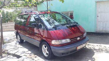 Транспорт - Пульгон: Toyota Previa 2.4 л. 1995   294 км
