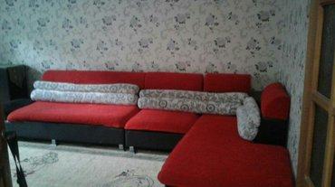сдается 3-хкомнатная квартира Московская -Гоголя 105 серия со всеми уд в Бишкек