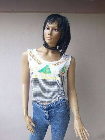 Ženska odeća | Prokuplje: Pamucna majica bez ostecenja Veličina MPogledajte i ostale moje oglase