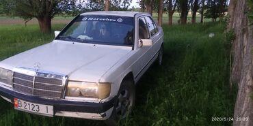 Mercedes-Benz в Кыргызстан: Mercedes-Benz 190 (W201) 2 л. 1985