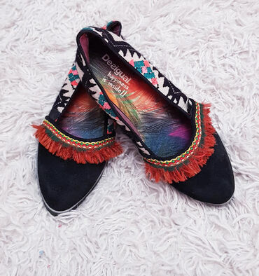 Desigual shoes, little worn, no remarks