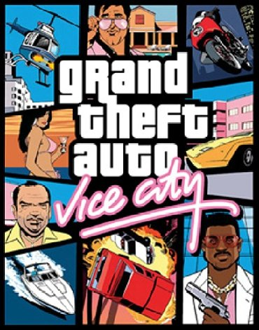 GTA Vice City . IGRICA ZA PC. --Kontakt