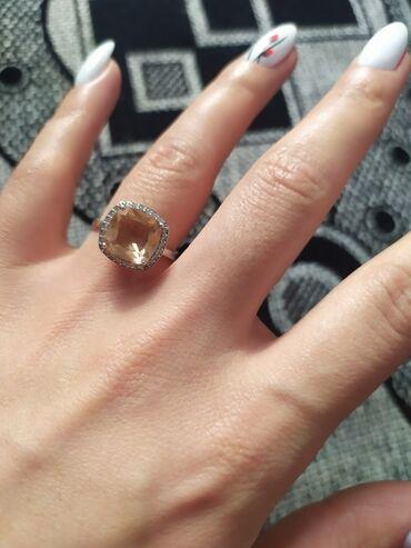 Российское серебро (кольцо) 1000с размер 18